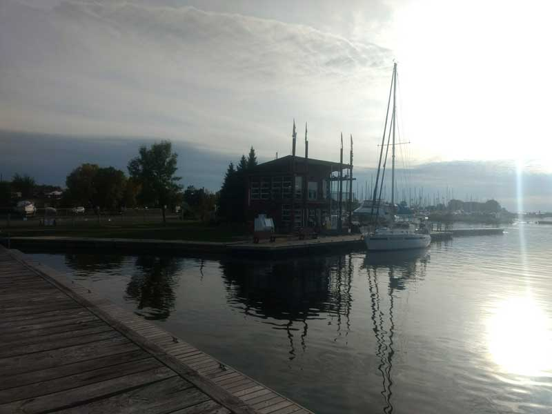 Valleyfield Marina