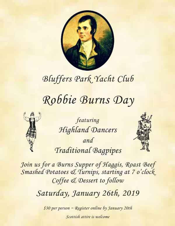 Robbie Burns Poster